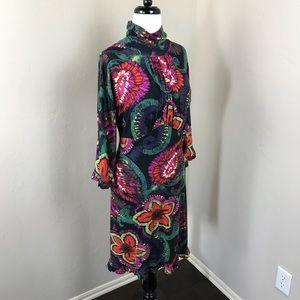 Uncle Frank Floral Print Dress